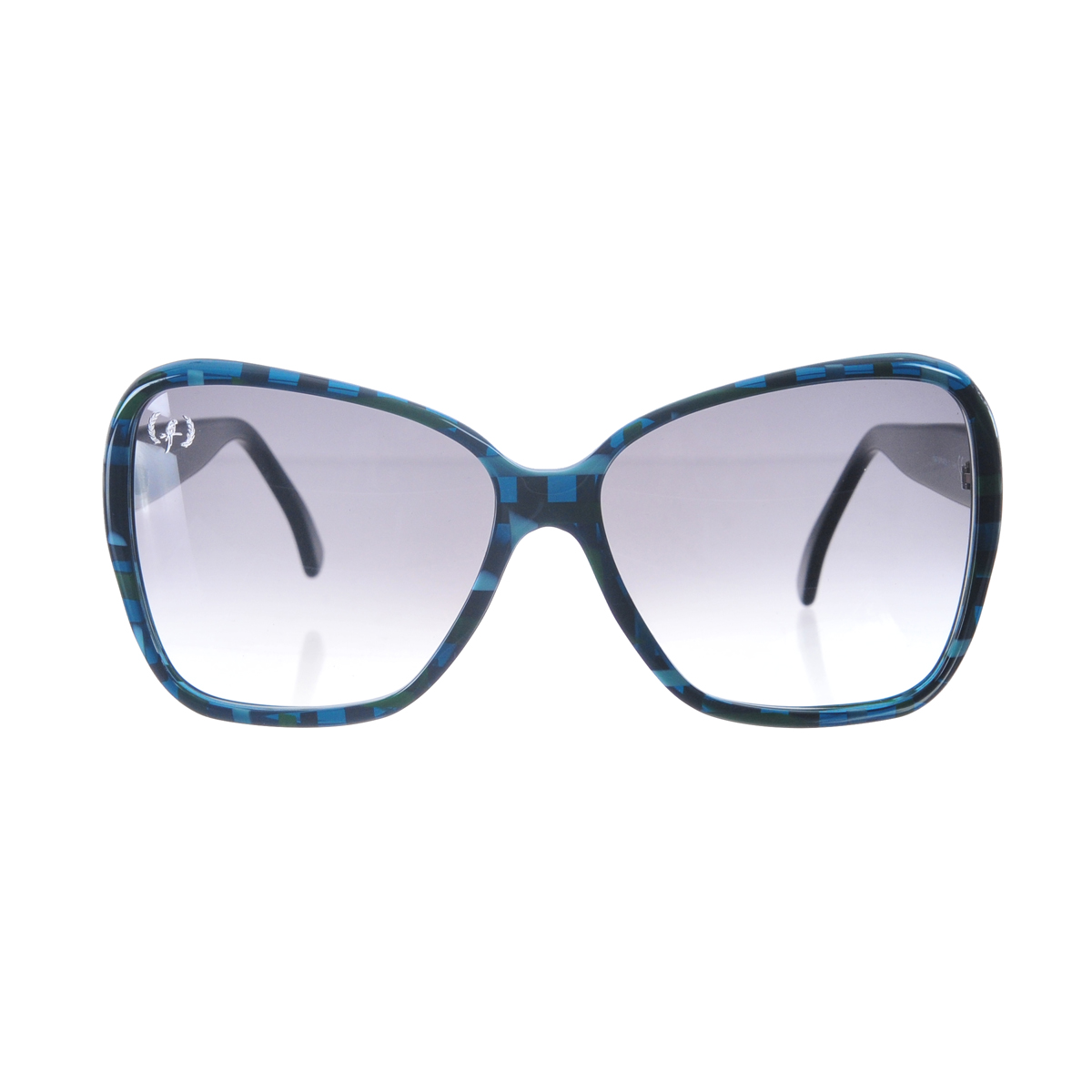 [ACCESSORIES / SUNGLASSES ] MODEL3 (BLUE / MADE IN ITALY)